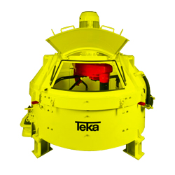 Броня для бетоносмесителя Teka